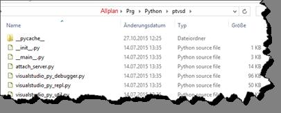 Allplan Python API
